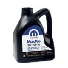Минеральное масло Chrysler MaxPro 15W-40 3.785л