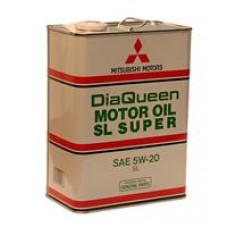 Моторное масло Mitsubishi DiaQueen SL Super 5W-20 4л
