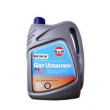 Моторное масло Gulf Ultrasynth GMX 5W-30 4л