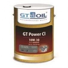 Моторное масло Gt oil GT Power CI 10W-30 20л