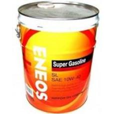 Моторное масло Eneos SUPER GASOLINE SL 10W-40 20л