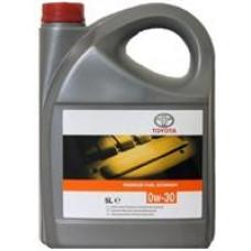 Моторное синтетическое масло Toyota Premium Fuel Economy 0W-30
