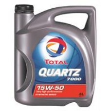 Моторное масло Total QUARTZ 7000 15W-50 4л