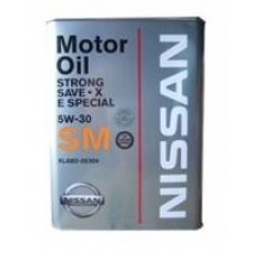 Моторное масло Nissan Strong Save-X E Special 5W-30 4л