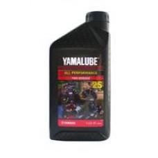 Моторное масло Yamaha Two Stroke 2S   1л