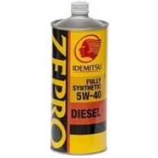 Моторное масло Idemitsu Zepro Diesel F-S 5W-40 1л