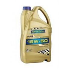 Моторное масло Ravenol RFS Racing Formel Sport 15W-50 4л