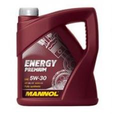 Моторное масло Mannol Energy Premium 5W-30 5л