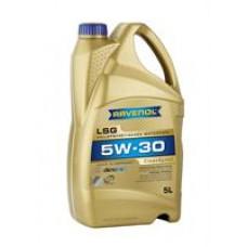 Моторное масло Ravenol LSG 5W-30 5л