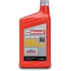 Моторное полусинтетическое масло Motorcraft Super Duty Diesel Motor Oil 10W-30