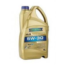 Моторное синтетическое масло Ravenol HLS 5W-30