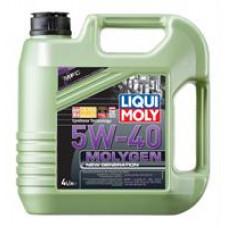 Синтетическое масло Liqui Moly Molygen New Generation 9054 (4л)