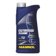 Трансмиссионное масло Mannol Outboard Marine