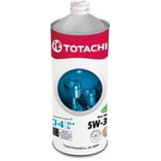 TOTACHI ECO DIESEL SEMI-SYNT CI-4/CH-4/SL 5W30 Масло моторное полусинт. (Япония) (1L)
