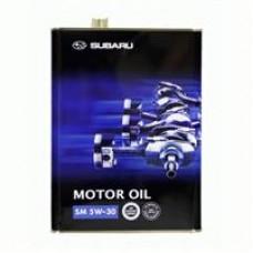 Моторное масло Subaru SM 5W-30 4л