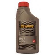 Моторное масло Texaco HAVOLINE ULTRA V 5W-30 1л