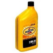 Моторное масло Pennzoil HD Motor Oil 30 0.946л