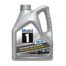Моторное масло Mobil Mobil 1 5W-50 4л