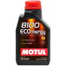 MOTUL 8100 ECO-NERGY 5W30 SL/CF, A5/B5 Масло моторное синт. 1л