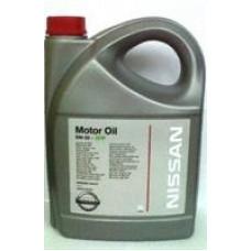 Моторное масло Nissan Motor Oil DPF 5W-30 5л