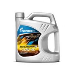 Моторное масло Gazpromneft Diesel Premium 10W-40 4л
