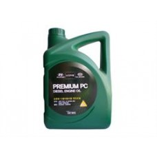 Минеральное масло Hyundai/Kia Premium PC Diesel 10W-30 6л