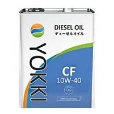 Моторное масло Yokki CF 10W-40 4л