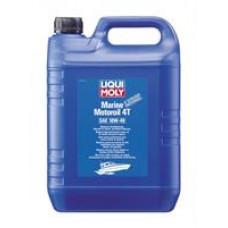 Моторное масло Liqui Moly Marine Motoroil 4T 10W-40 5л