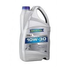 Моторное масло Ravenol TSJ 10W-30 4л