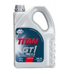 Моторное масло Fuchs TITAN GT1 PRO C-2 5W-30 4л