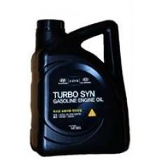 Моторное масло Hyundai/Kia Turbo SYN Gasoline 5W-30 4л