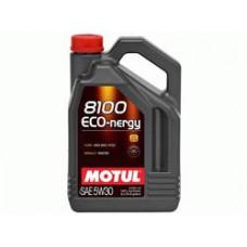 MOTUL 8100 ECO-NERGY 5W30 SL/CF, A5/B5 Масло моторное синт. 4л