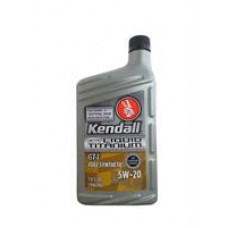 Моторное масло Kendall GT-1 Full Synthetic with Liquid Titanium 5W-20 0.946л