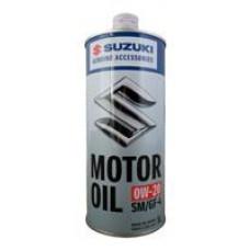 Моторное масло Suzuki SM/GF-4 0W-20 1л