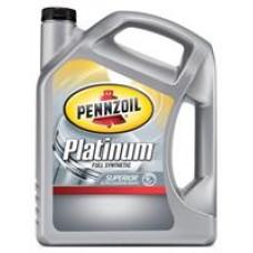 Моторное масло Pennzoil Platinum Full Synthetic Motor Oil 5W-30 4.826л