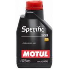 Моторное масло Motul Specific 925B 5W-20 1л