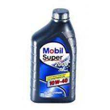 MOBIL SUPER 2000 X1 SAE 10W-40 A3/B3, SL/CF Масло моторное полусинт. (229.1, 501.01/505.00) 1л