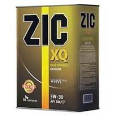 Моторное масло ZIC XQ 5W-30 4л