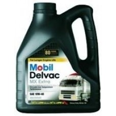 MOBIL DELVAC MX EXTRA 10W40 Масло моторное 4л