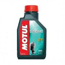 MOTUL OUTBOARD 2T TC-W3 Масло моторное минер. 1л