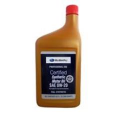 SUBARU 0W20 SN Масло моторное синтетическое (пластик/США) (0.946L)