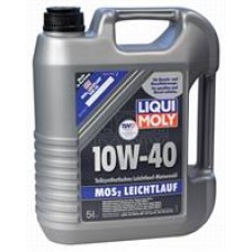 LM MoS2 Leichtlauf 10W-40 SL/CF, A3/B4 Масло моторное полусинт. 5л
