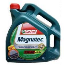 Моторное масло Castrol Magnatec A3/B4 5W-40 4л