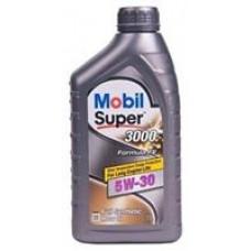 MOBIL SUPER 3000 X1 Formula FE 5W30 SL/CF, A5/B5 Масло моторное синт. 1л