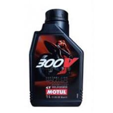 MOTUL 300V 4T FL Road Racing 10W40 DE Масло моторное синтет. 1л