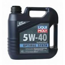 LM Optimal Synth 5W-40 SN, A3/B4 Масло моторное синт.(502.00, 505.00, LL-98, A-40, 229.3) 4л