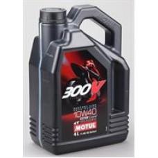 MOTUL 300V 4T FL Road Racing 10W40 DE Масло моторное синтет. 4л