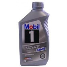 Моторное масло General Motors SYNTHETIC OIL 5W-30 1л
