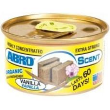 ABRO Освежитель воздуха organic ваниль (0,042L)