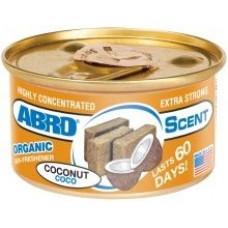 ABRO Освежитель воздуха organic кокос (0,042L)